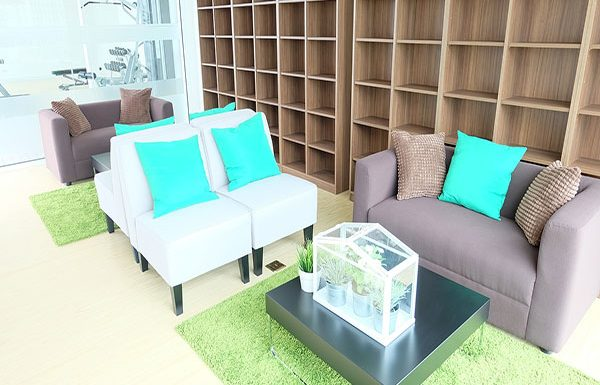 TC-Green-Bangkok-condo-for-sale-liberry-room